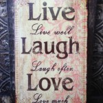 Laugh Well-Live Well: Part I