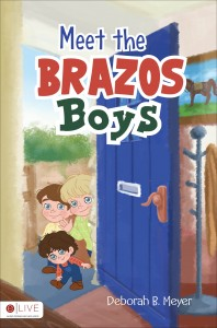 Meet the Brazos Boys - Deborah B. Meyer-1