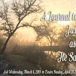 A Journey to Easter- His Triumphant Entry